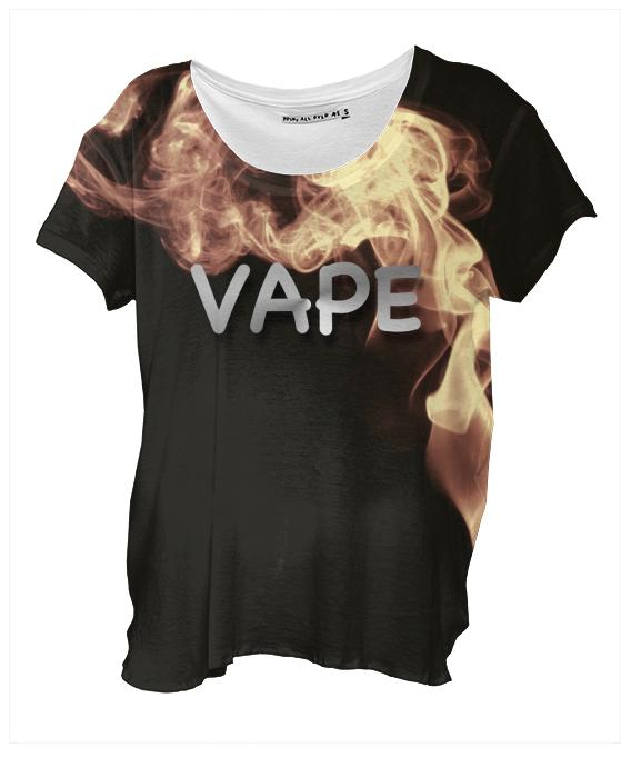 Vape Smoke Tees