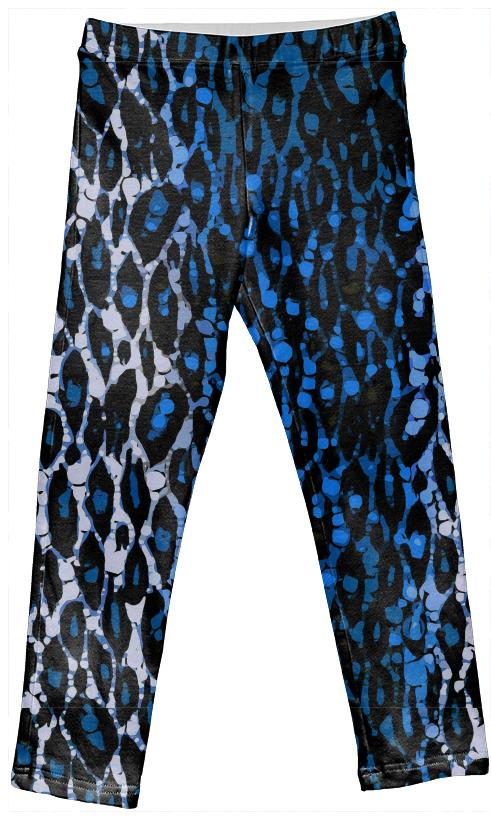 Kid s Tiger Print Leggings