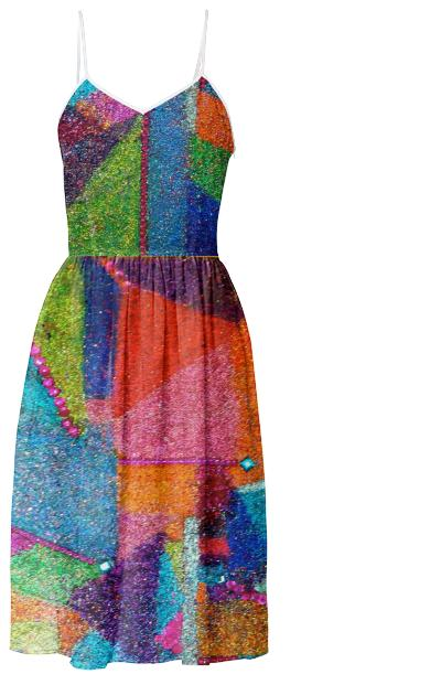 Sparkle SummerDress