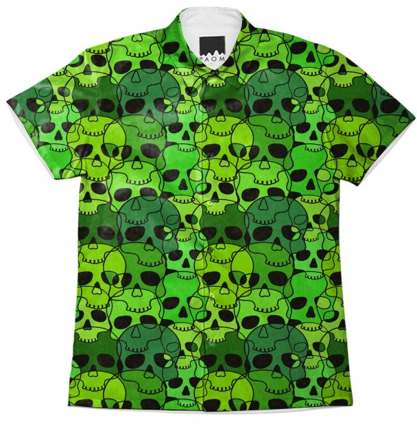 SKULLIFIED Work Shirt