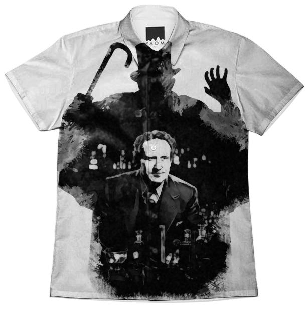 Dr Jekyll Mr Hyde Work Shirt