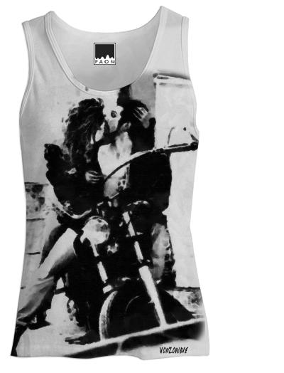 The Long Kiss Good Bye Women Tank