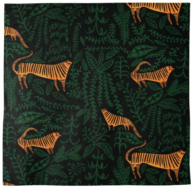 Jungle Tigers Bandana