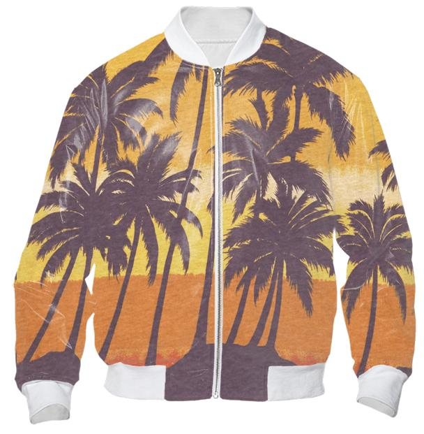 Palms at Sunset Jacket