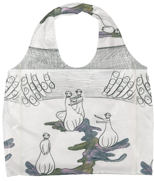 TRAGEDY ON THE STAGE Eco Tote