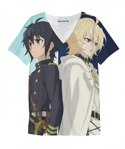 Yu and Mika Seraph of the End