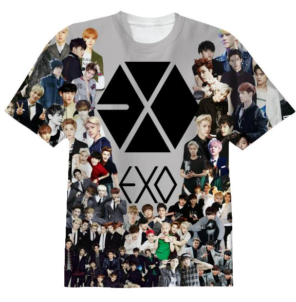 EXO Collage