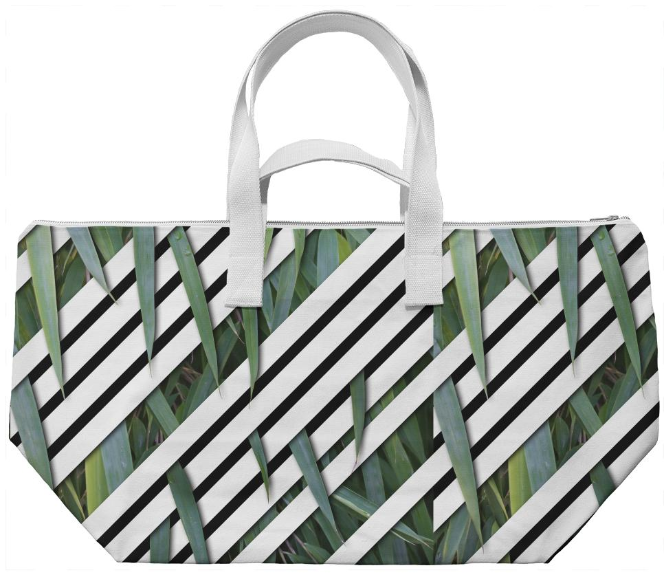 PAOM, Print All Over Me, digital print, design, fashion, style, collaboration, melvin_galapon, Weekend Bag, Weekend-Bag, WeekendBag, Horticulture, autumn winter spring summer, unisex, Poly, Bags