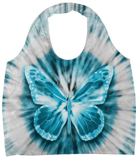 Rising Butterfly Eco Tote
