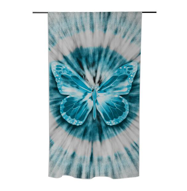 Rising Butterfly Curtain