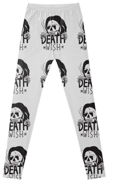 DeathWish Casrds Fancy Leggings