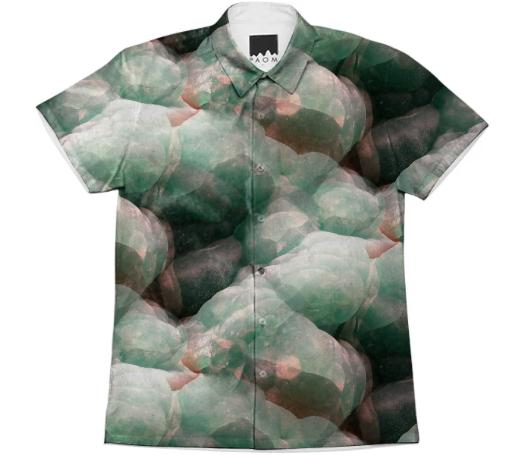 Smithsonite Dreams short sleeved work shirt