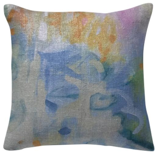 THE GARDEN PILLOW