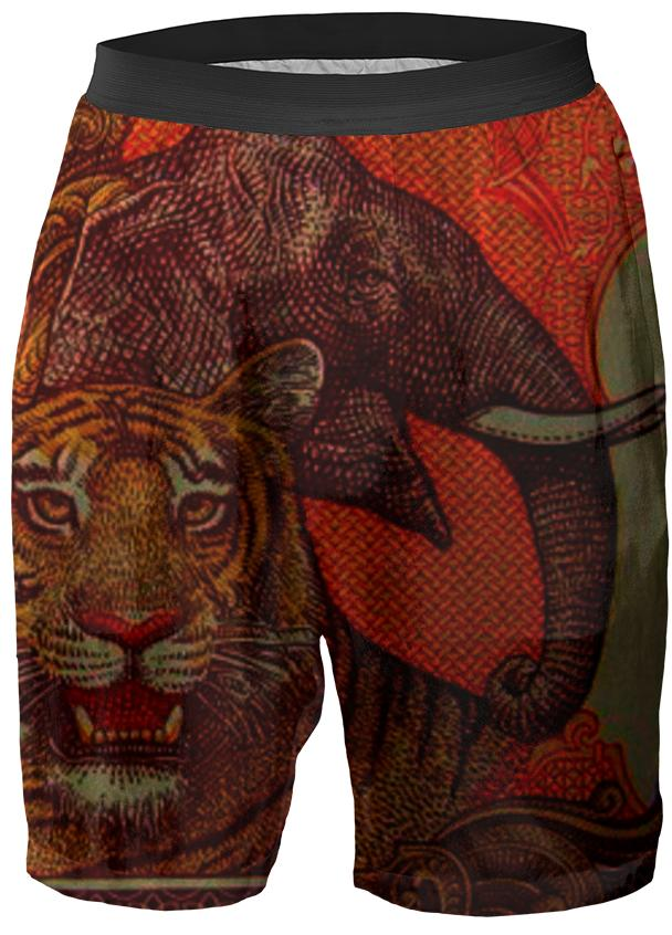 tiger trunks