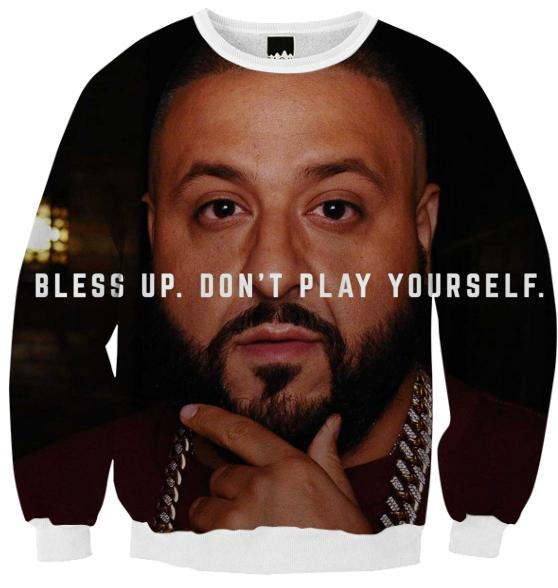 DJ KHALED SWEATSHIRT