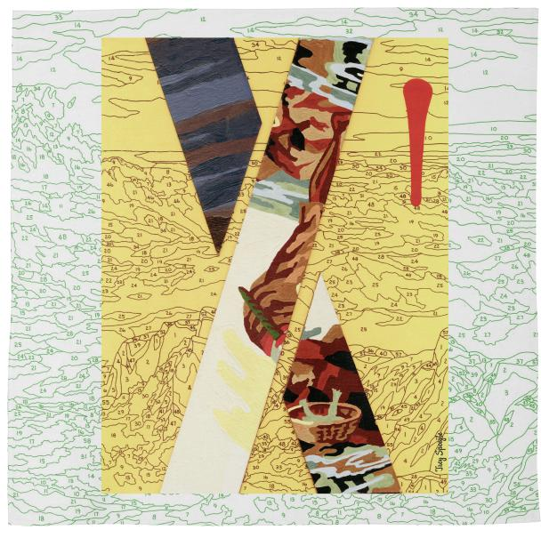 PAOM, Print All Over Me, digital print, design, fashion, style, collaboration, trey-speegle, trey speegle, Bandana, Bandana, Bandana, for, autumn winter spring summer, unisex, Poly, Accessories