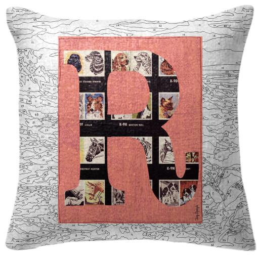 PAOM, Print All Over Me, digital print, design, fashion, style, collaboration, trey-speegle, trey speegle, Pillow, Pillow, Pillow, for, autumn winter spring summer, unisex, Poly, Home