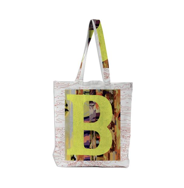 PAOM, Print All Over Me, digital print, design, fashion, style, collaboration, trey-speegle, trey speegle, Tote Bag, Tote-Bag, ToteBag, for, red, autumn winter spring summer, unisex, Poly, Bags