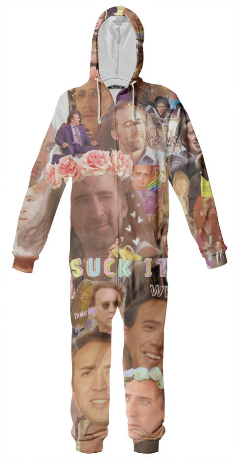 Nic Cage Collage
