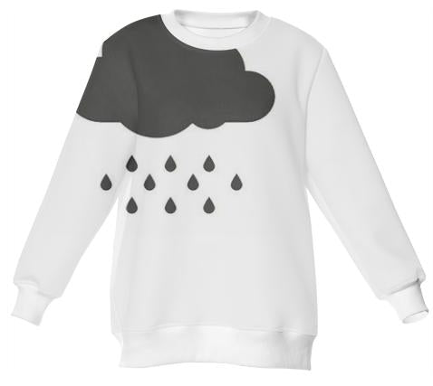 Neoprene Sweatshirt