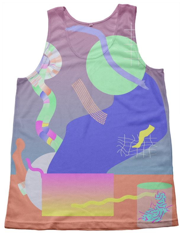 Science Party Tank Top