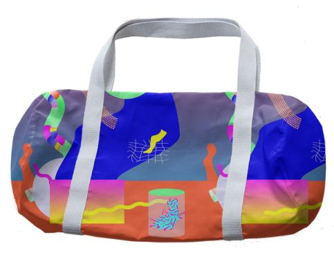 Science Party Duffel Chill Bag