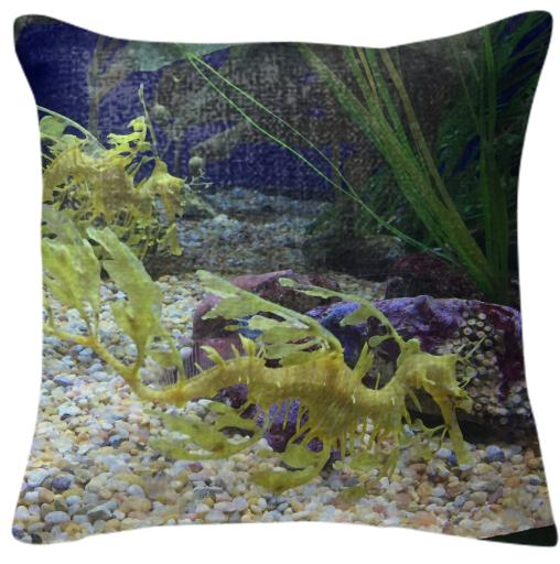 Sea Horse Pillow