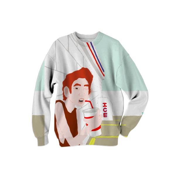 ICE BOX BOI SWEATSHIRT