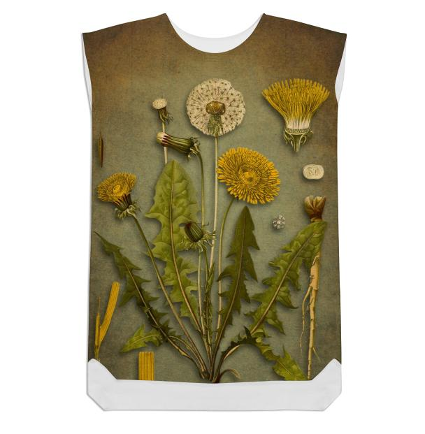 dandelion shift dress