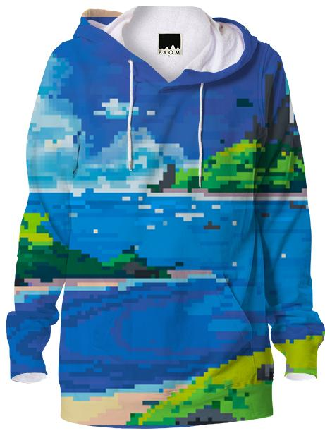 Tranquil Hoodie