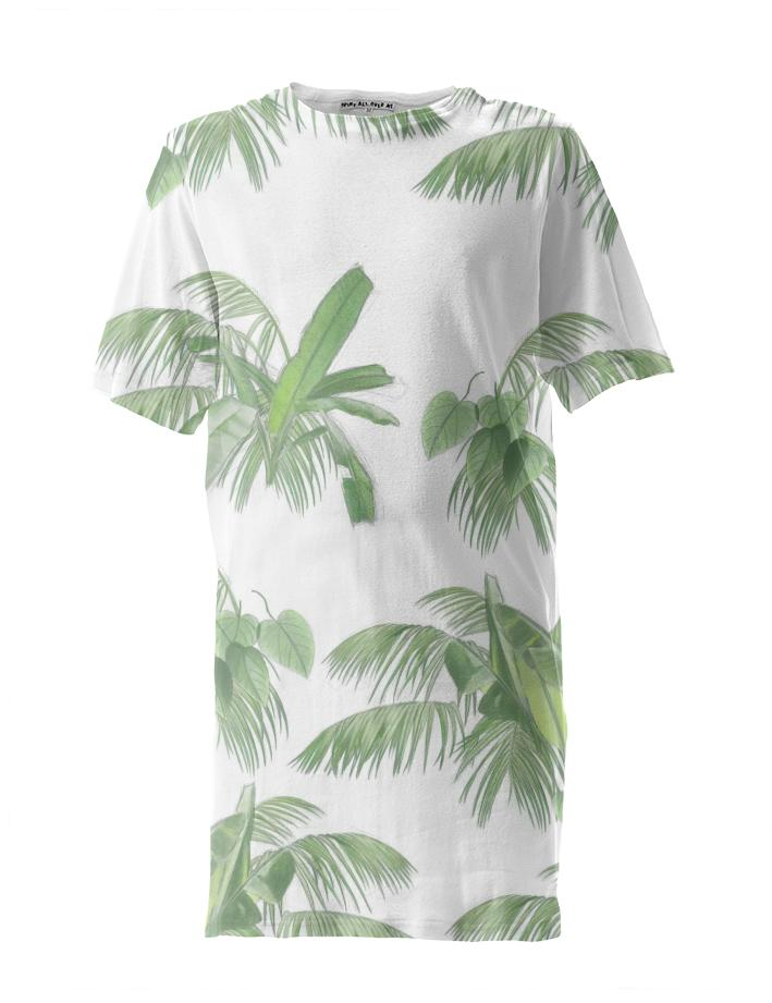 Off Palm Tall Tee