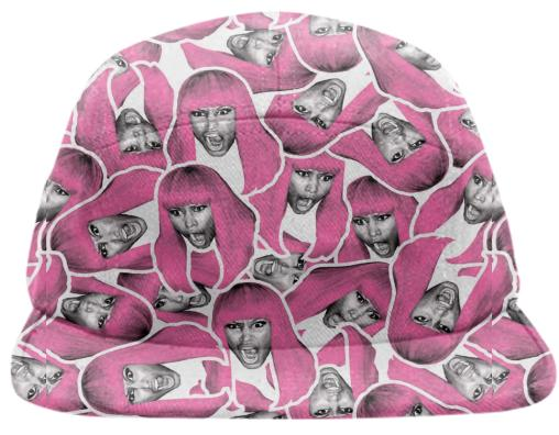 Electric Tribe Minaj Baseball Cap