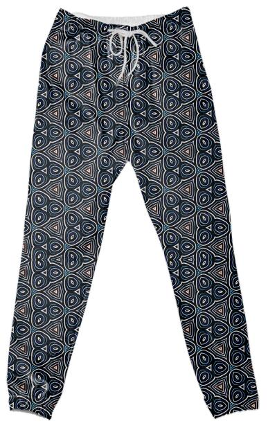 Cotton Pants Ibiza Hippie Style