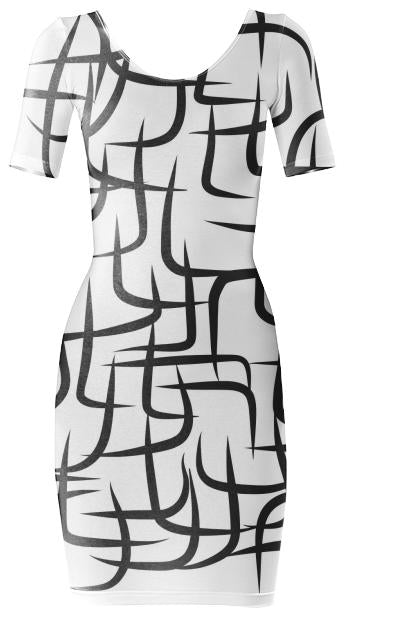El BodyCon Dress by TapWater Tees