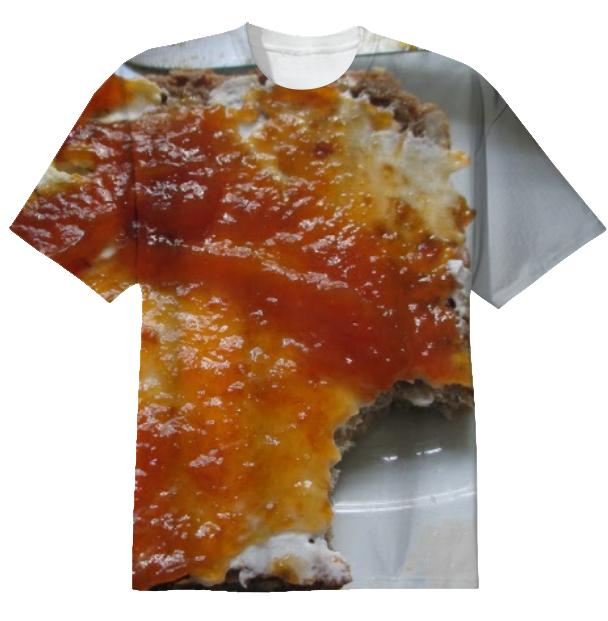 The Orange Marmalade Tee by TapWater Tees