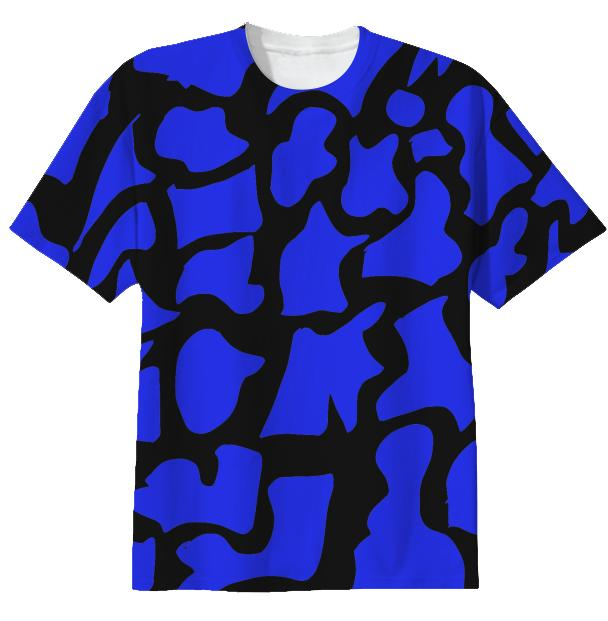Blue Dream Tee by TapWater Tees