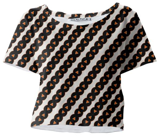 Piper Crop Tee by TapWater Tees