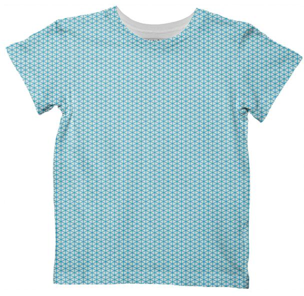 PAOM, Print All Over Me, digital print, design, fashion, style, collaboration, paomkids, Kids Tshirt, Kids-Tshirt, KidsTshirt, Grid, Pattern, autumn winter spring summer, unisex, Poly, Kids