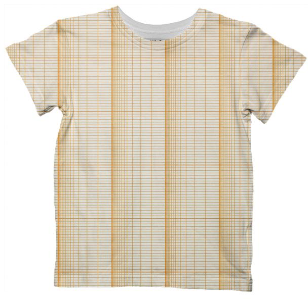 PAOM, Print All Over Me, digital print, design, fashion, style, collaboration, paomkids, Kids Tshirt, Kids-Tshirt, KidsTshirt, Grid, autumn winter spring summer, unisex, Poly, Kids