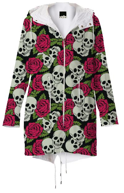 Raincoat Skull Edition