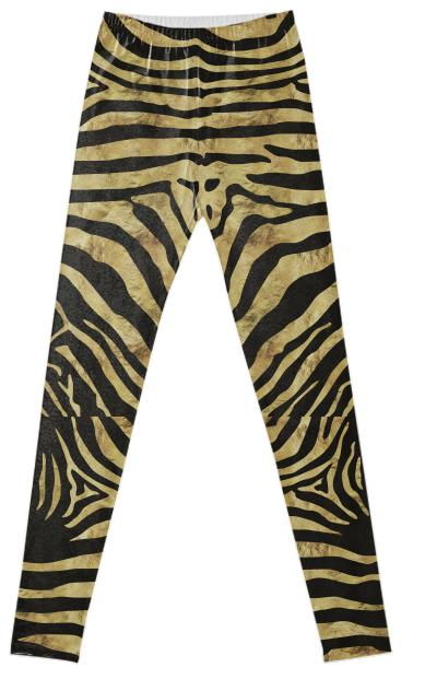Tiger Leggings Pat