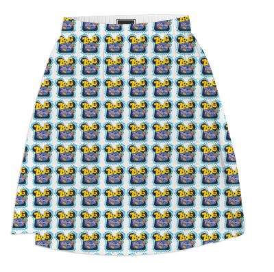 Zoog Disney Skirt White
