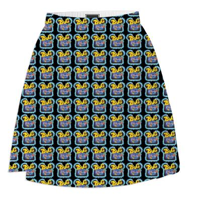 Zoog Disney Skirt Black