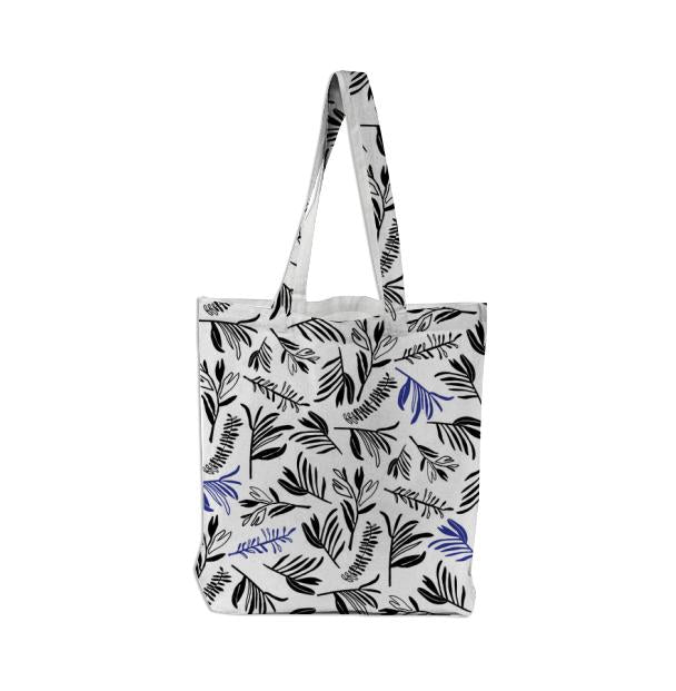 PAOM, Print All Over Me, digital print, design, fashion, style, collaboration, byzance, Tote Bag, Tote-Bag, ToteBag, White, Palm, Storm, Totebag, autumn winter spring summer, unisex, Poly, Bags