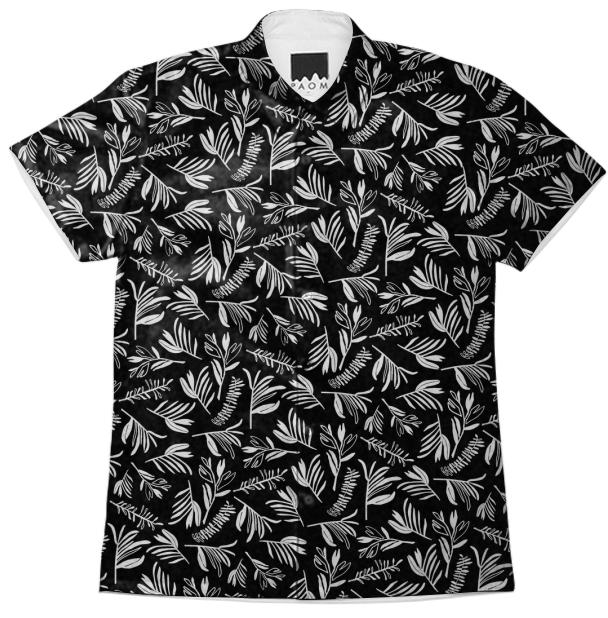 Palm Storm Men Shirt