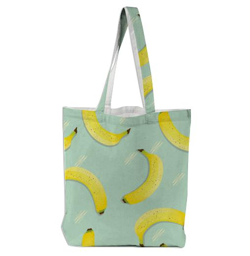 Eat My Bananas Tote Bag