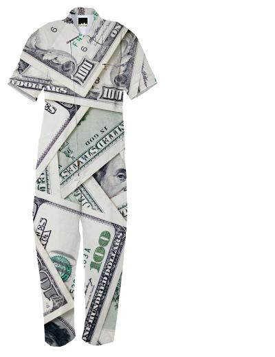 Dollars Jumpsuit