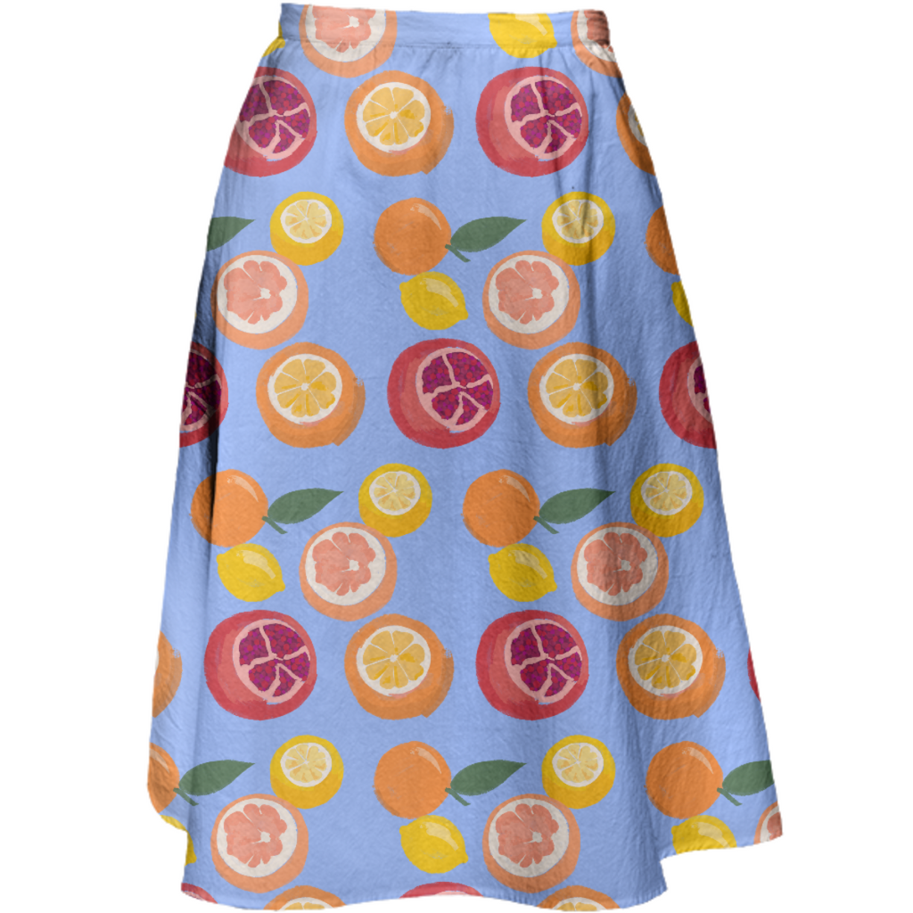 Fruity Flip Skirt