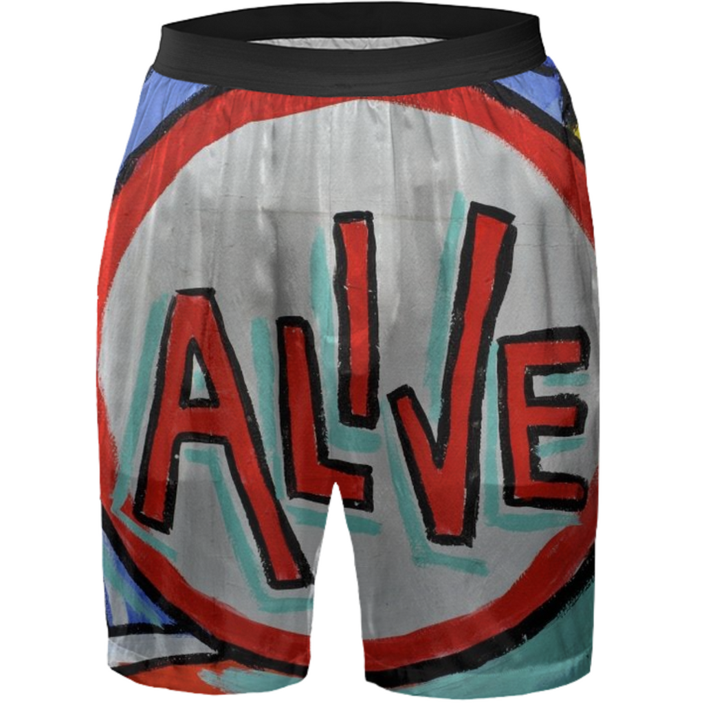 ALIVE Shorts