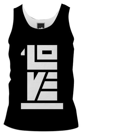 One Love Tank Top Men